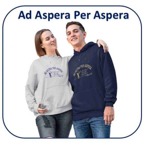 Ad Astra Per Aspera Hoodie
