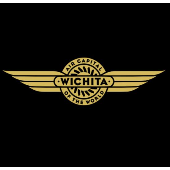 Wichita Air Capital T-Shirt - 2 Color Combinations