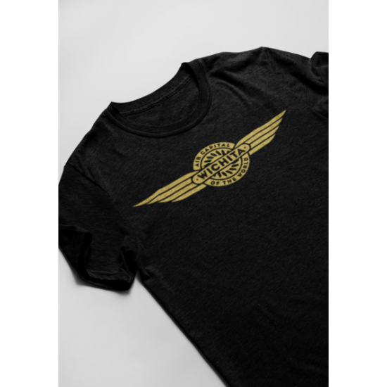 Wichita Air Capital T-Shirt - 2 Color Combinations