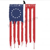 T-Shirt AMERICAN PATRIOT Betsy Ross