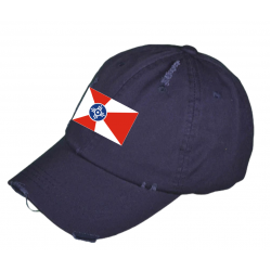 Wichita City Flag Ball Cap