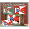 Pack of Wichita Flag Christmas Cards