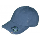 CA Dad Hat Distressed with 2 Patch Styles 5269