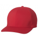 CA FlexFit Delta X-Cap Fitted with 2 Patch Styles YP180
