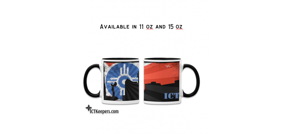 ICT Skyline Mugs