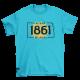 Kansas 1861 History T-Shirt