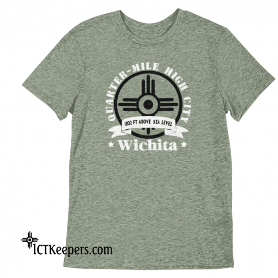 Quarter Mile High City T-Shirts
