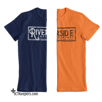 Riverside Land Company Wichita T-Shirt in 2 colors