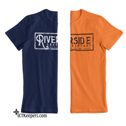 Riverside Land Company Wichita T-Shirt in 2 colors