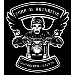 Sons of Arthritis Customized T-Shirt
