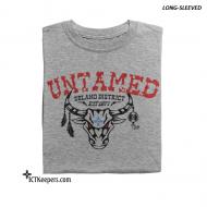 Delano District UNTAMED Long-sleeved T-Shirt