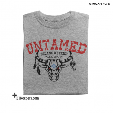 Delano District UNTAMED Long-sleeved T-Shirt
