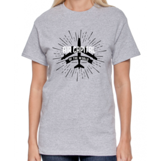 Wichita Vintage Air Capital T-Shirt
