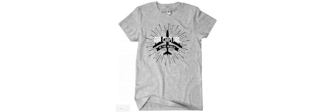 Wichita Air Cap T-shirt