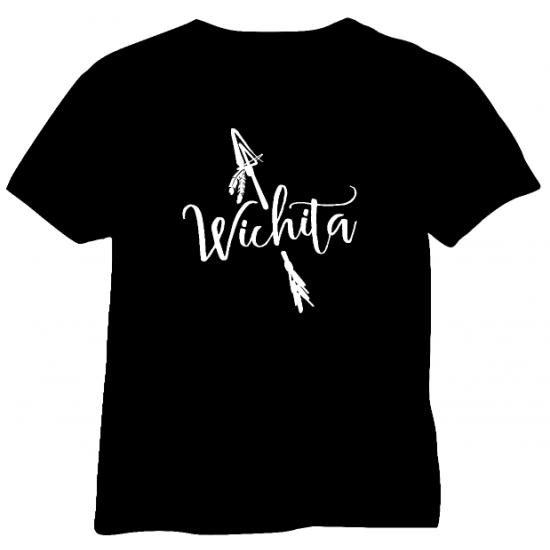 Wichita Boho Contemporary Arrow T-Shirt